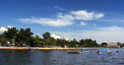 Lago de Chapala. Foto: Comisión Estatal del Agua Jalisco